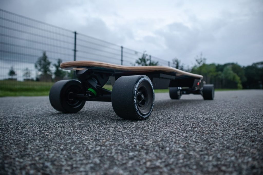 Electric Skateboard For Heavy Riders